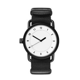 TID Watches - No.1 Watch - White Face