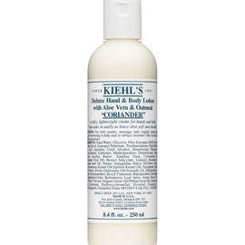 Kiehl's - Deluxe Hand & Body Lotion with Aloe Vera & Oatmeal