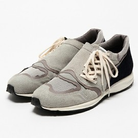 foot the coacher - F.A.S.t. side lace.