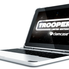 Clamcase - iPad Keyboard Case -The Trooper Limited Edition-