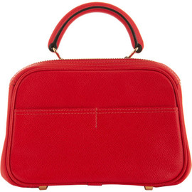 Valextra - Small Top Handle Bag