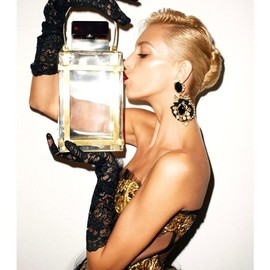 style icon - Anja Rubik | Terry Richardson #photography | Vogue Paris November 2012