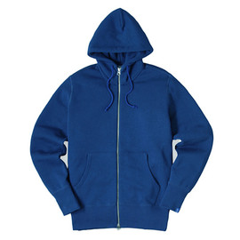 LOOPWHEELER - LW Light High-neck Hoodie 2013 New Color