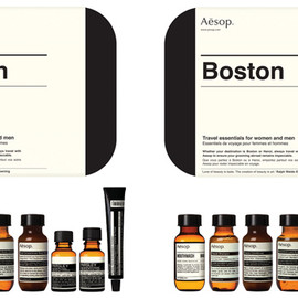 Aesop - London/Boston