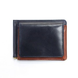 Glenroyal - MONEY CLIP WITH COIN POCKET (BRITISH MADE別注)