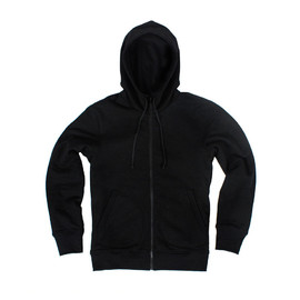 Reigning Champ - Heavyweight Full Zip Hoody - Thermal Black Pack