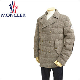 MGB cashmere down jacket 2009FW