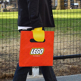 Junho Lee, Hyun Chul Choi - Lego Playbox Shopping Bag (Concept)