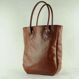 The Real McCOY'S - LEATHER TOTE BAG