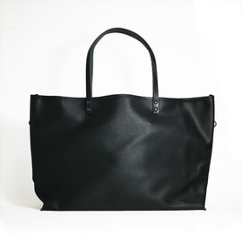 JAM HOME MADE - BLACK RIDE TOTE BAG M TYPE2