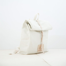 Thisispaper - Top Roll Natural Rucksack