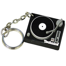 Technics - Technics: Deck Key Chain