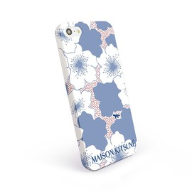 MAISON KITSUNÉ - iPhone Case 5 SAKURA / blue