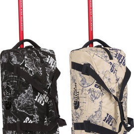 Supreme, The North Face - Wayfinder 25 Rolling Bag