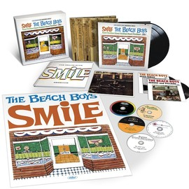 The Beach Boys' - The Beach Boys' <i>The SMiLE Sessions</i> Release Details Finally Revealed
