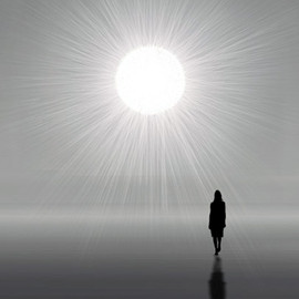 "吉岡徳仁, Tokujin Yoshioka - ""STELLAR"" Crystal Star, SWAROVSKI CRYSTAL PALACE, 2010 / The Old Vic Tunnel in London, 2010"