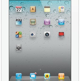 Apple - iPad 2 with Wi-Fi 16GB (White)