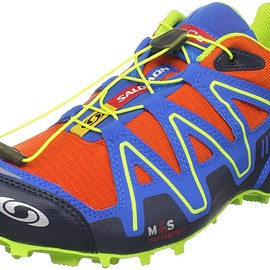 SALOMON - speed cross 2