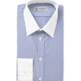 Turnbull & Asser - Bengal Stripe Cotton Shirt