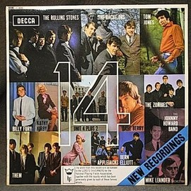 Various Artists - 14 (Decca LK4695 U.K. orig.)