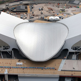 Zaha Hadid - Nautical Stadium for London Olympic Games