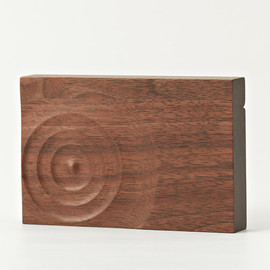 CEMENT PRODUCE DESIGN, Card Chest - SUIMON / walnut