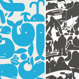 Geoff McFetridge - wallpaper