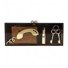 Charlotte Olympia - Essential box clutch