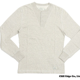 NEIGHBORHOOD - TOP/C-HENLEY.LS(長袖Tシャツ)OATMEAL202-000673-000-【新品】【smtb-TD】【yokohama】