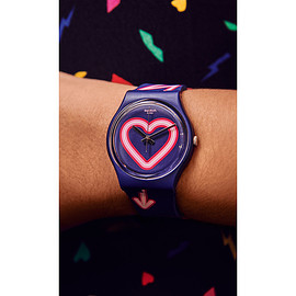 Swatch - FLASH OF LOVE