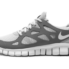 NIKE - Free Run 2 Pure Platinum