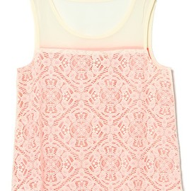 MARC BY MARC JACOBS - MURIEL LACE TOP