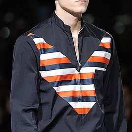 DRIES VAN NOTEN - 'Curtiss' Shirt With Stripes