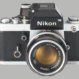 Nikon - Nikon F2 Photomic DP-1