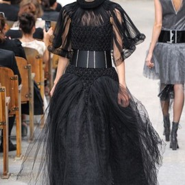 CHANEL - Chanel Fall 2013 Couture Collection