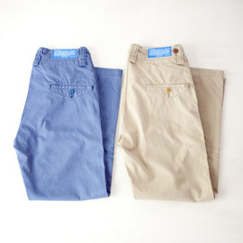 CANTON - CANTON Overalls キャントン Basic Work Trousers ベーシック ワーク トラウザー