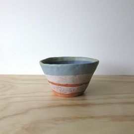 Shino Takeda - blue sky bowl