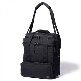 HEAD PORTER - DJ BAG NAVY