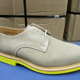 Mark McNairy New Amsterdam - YELLOW BELLIED DIRTY BUCK