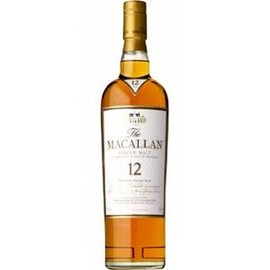 The Macallan - the Macallan 12yo