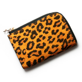 JAM HOME MADE - SO MODEL WALLET - LEOPARD -