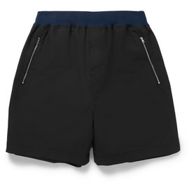 Marni - Regular-Fit Cotton-Blend Shorts