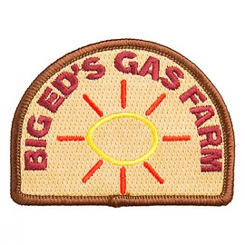 Showtime - Twin Peaks: Big Ed's Patch