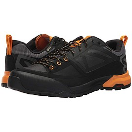 Salomon - X Alp Spry GTX® Black/Magnet/Bright Marigold