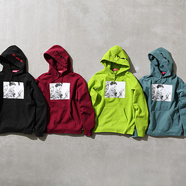 Supreme, AKIRA - Arm Hooded Sweatshirt