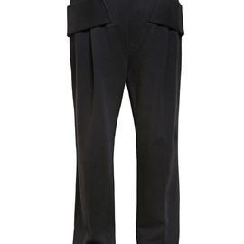 GIVENCHY - FW2014 COTTON JOGGING TROUSERS