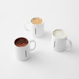 nendo - mug collection for starbucks japan by nendo