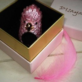 DISAYA - Pink bird ring