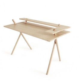 Dana Cannam Design - Bravais Desk