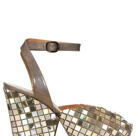 Maison Martin Margiela - FW2014 80MM MOSAIC CD SANDALS